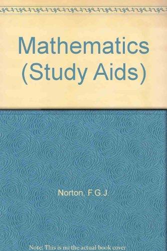 Maths: Pan Study Aids: F G H