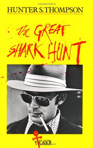 9780330261173: The Great Shark Hunt (Picador Books)