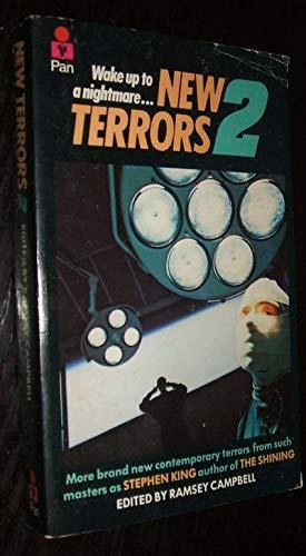 New Terrors 2 (Vol 2): Pan Books