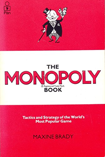 9780330261517: The Monopoly book: Strategy and tactics of the world's most popular game