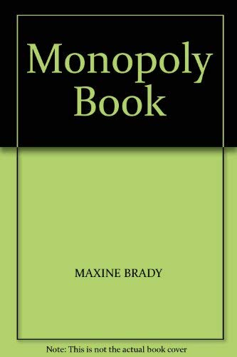 9780330261517: Monopoly Book