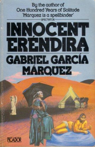 9780330261623: Innocent Erendira (Picador Books)