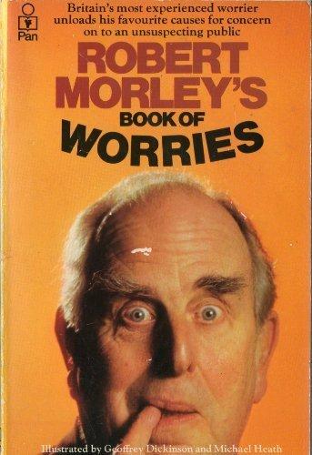 9780330261982: Book of Worries