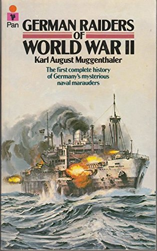9780330262040: German Raiders of World War II