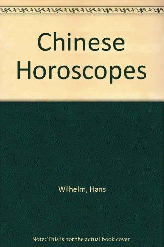 9780330262095: Chinese Horoscopes