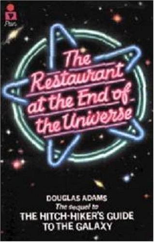 9780330262132: The Restaurant at the End of the Universe