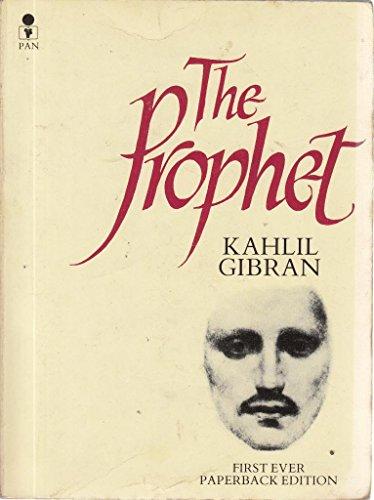 9780330262200: The Prophet