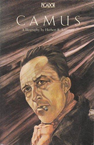 9780330262620: Albert Camus: A Biography (Picador Books)