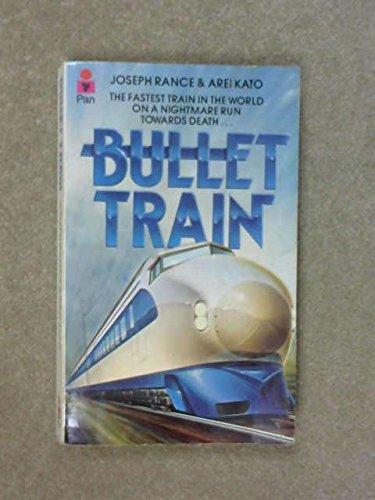 Bullet Train: Rance, Joseph, Kato, Arei, Arei Kato