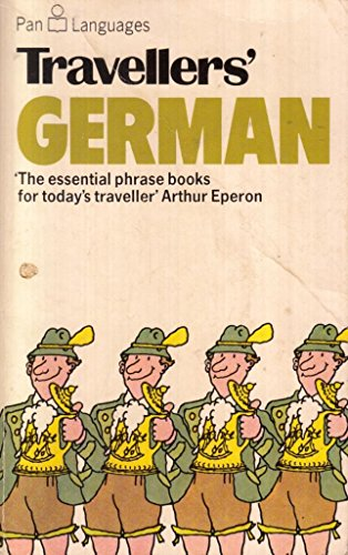 Travellers' German (Pan languages) (0330262939) by Ellis, David; Cheyne, Annette; Baldwin, J.