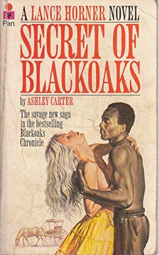 9780330263092: Secret of Blackoaks