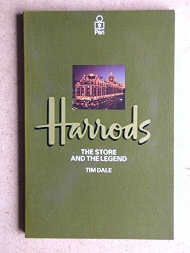 9780330263443: Harrods: The Store and the Legend