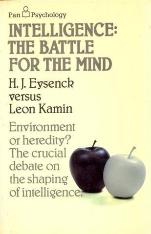 9780330263993: Intelligence: The Battle for the Mind