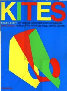 Kites to Make and Fly (0330264206) by Pelham, David