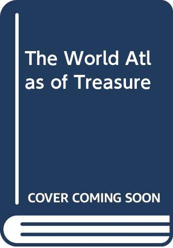 9780330264501: The World Atlas of Treasure