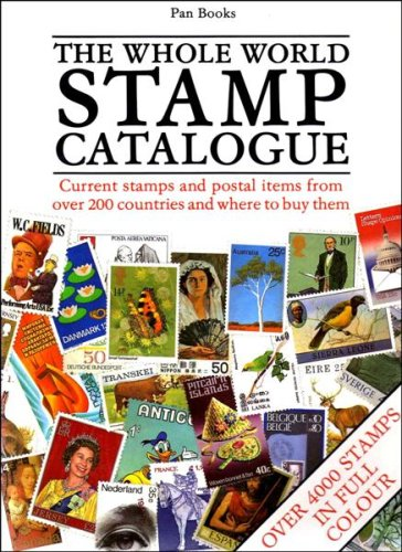 9780330264600: The Whole World Stamp Catalogue