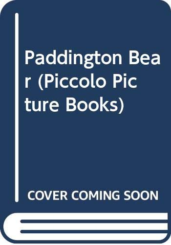9780330265720: Paddington Bear (Piccolo Picture Books)