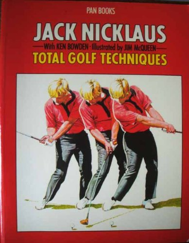 9780330265744: Total Golf Techniques