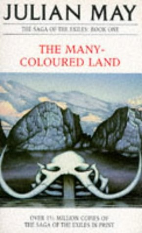 9780330266567: The Many-coloured Land (The Saga of the Exiles)