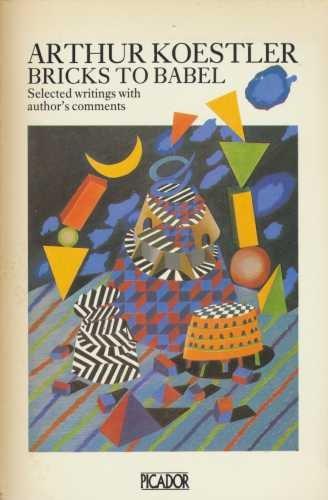 9780330266765: Bricks to Babel (Picador Books)