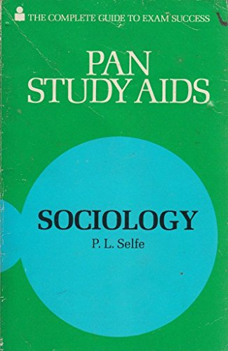 9780330266840: Sociology (Study Aids)