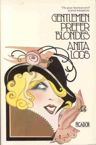 9780330267779: Gentlemen Prefer Blondes (Picador Books)