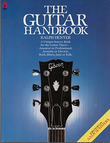 9780330267885: Guitar Handbook - Complete Book Of Instruction & Advice For Every Guitar Player & Every Style - Rock, Blues, Jazz Or Folk