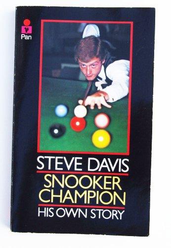 9780330268646: Steve Davis: Snooker Champion