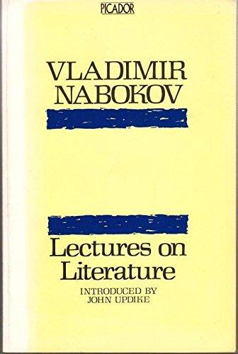 9780330269735: Lectures on Literature: Austen, Dickens, Flaubert, Joyce, Kafka, Proust, Stevenson