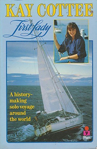 9780330271745: First Lady: A History-Making Solo Voyage (Dolly Fiction)