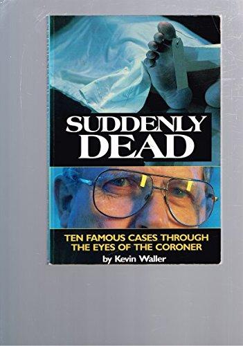 9780330272582: Suddenly dead