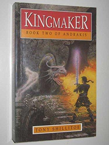 9780330272988: Kingmaker - Andrakis Book Two