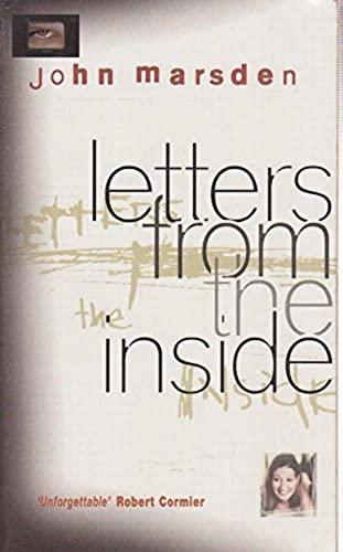 LETTERS FROM THE INSIDE: John Marsden.