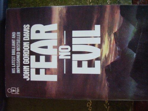 9780330280051: Fear No Evil