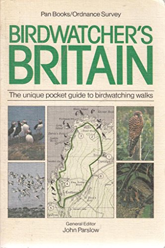 9780330280280: Bird Watchers' Britain: The Unique Pocket Guide to Bird Watching Walks