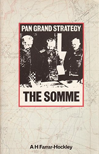 9780330280358: The Somme (Pan Grand Strategy Series)