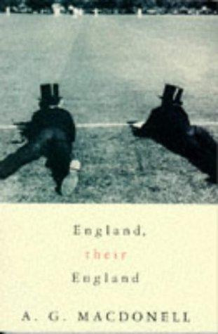 9780330280419: England, Their England (Picador Books)