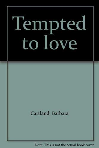 9780330280549: Tempted to love