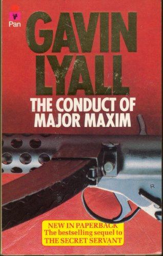 9780330281164: The Conduct of Major Maxim