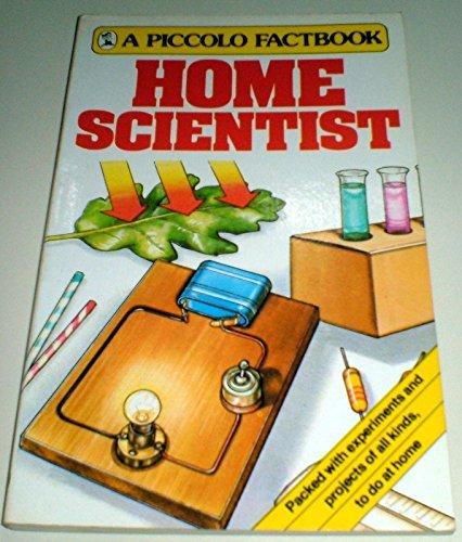 9780330281270: Home Scientist: Factbook (Piccolo Books)