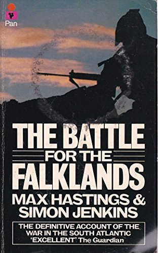 9780330281386: The Battle For The Falklands