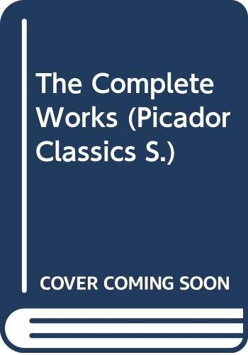 9780330281539: Complete Works of Nathanael West (Picador Classics)
