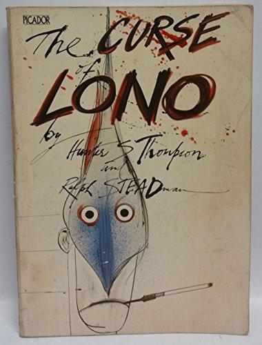 9780330282956: The Curse of Lono (Picador Books)