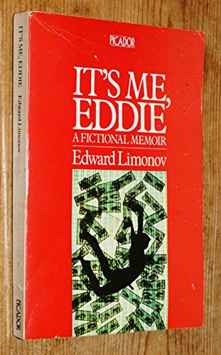 9780330283281: It's Me, Eddie: A Fictional Memoir (Picador Books)