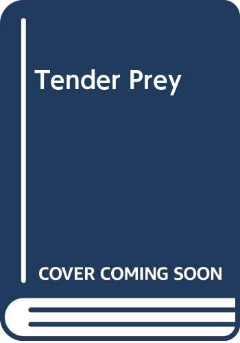 Tender Prey (0330283693) by PATRICIA ROBERTS
