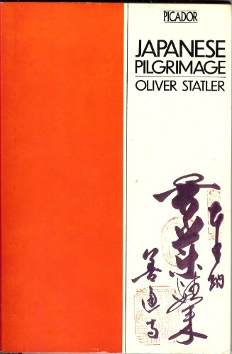 9780330283755: Japanese Pilgrimage (Picador Books)