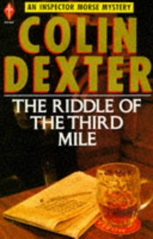 9780330283922: The Riddle of the Third Mile