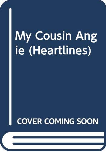 9780330284431: My Cousin Angie (Heartlines)