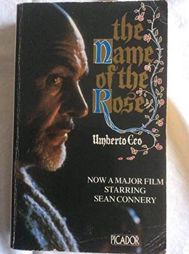9780330284783: The Name of the Rose (Picador Books)