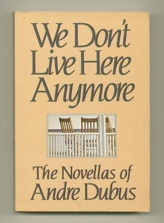 9780330285377: We Don't Live Here Anymore